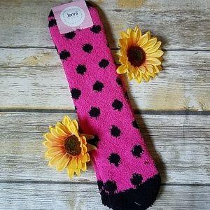 NWT🌻Jenni Intimates Plush Socks